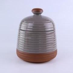 Kitchen Pottery Canisters Islands For Kitchens 红陶糖罐 红陶糖罐批发 促销价格 产地货源 阿里巴巴 德化嘉祥日用高温红土罐红陶罐西式厨房陶罐咖啡