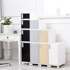 Kitchen Pantry Cabinets Freestanding White Floors 组合塑料柜 夹缝收纳柜抽屉式自由可叠加滚轮浴室整理窄 阿里巴巴 夹缝收纳柜抽屉式自由组合可叠加带滚轮塑料柜浴室厨房整理
