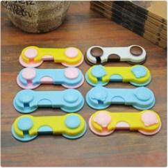 Locking Kitchen Cabinets Aid Mixer Cost 厨柜锁 厨柜锁批发 促销价格 产地货源 阿里巴巴 糖果撞色16色嘟来嘟玩宝宝平面对开锁儿童安全多