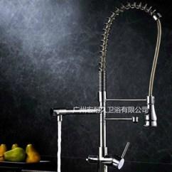 Two Handle Kitchen Faucet Table Storage 抽拉龙头弹簧图片 抽拉龙头弹簧图片大全 阿里巴巴海量精选高清图片 新款厨房抽拉两把手水龙头冷热水槽混水水龙头弹簧抽拉