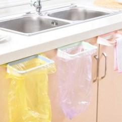 Kitchen Trash Bags Rooster Rugs For The 厨房垃圾袋架 厨房垃圾袋架批发 促销价格 产地货源 阿里巴巴 熊猫厨房置物架挂式垃圾袋支架家用橱柜门后抹布挂架
