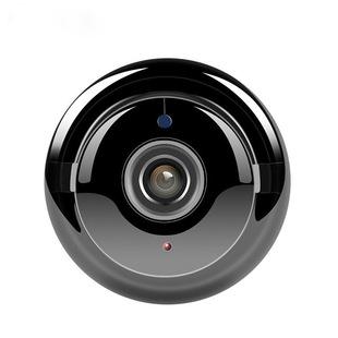 自動巡航全景魚眼攝像頭VR130萬像素wifi插卡紅外夜視手機監控-阿里巴巴