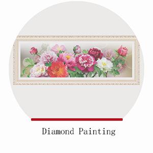 Aile DIY Strass en Cristal Broderie Diamant Diamonds Painting Arts Craft Licorne pour Le D/écor de Mur /à la Maison Demi-Foret 35 x 45cm HOTFIT 5D Diamond Painting