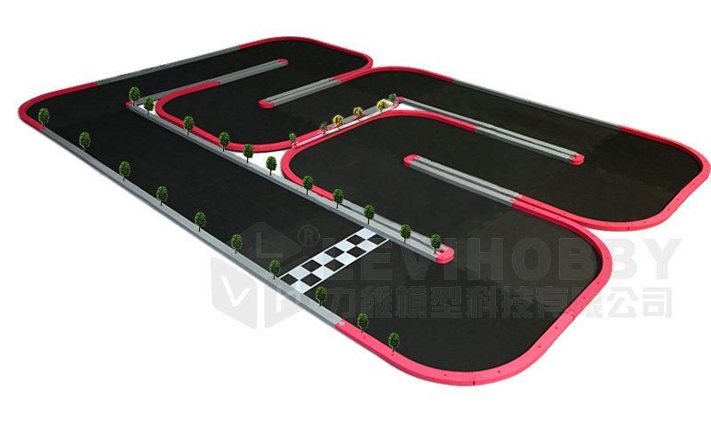 跑道軌道智能車_米易rc玩具車遙控車跑道軌道智能車自動駕駛賽道 - 阿里巴巴