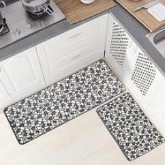 Memory Foam Kitchen Mats Wall Tile For 记忆海绵脚垫 记忆海绵脚垫价格 优质记忆海绵脚垫批发 采购 阿里巴巴 厨房2件套地垫记忆海绵抗疲劳法兰绒短毛绒