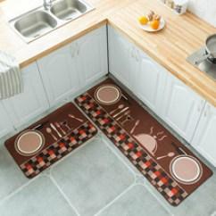 Colorful Kitchen Rugs Mobile Home Sinks 厨房垫子 厨房垫子批发 促销价格 产地货源 阿里巴巴 涤纶印花英伦跨境厨房地垫门垫脚垫入户地垫长