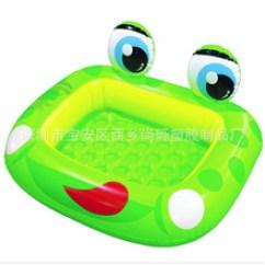 Kitchen Sink Baby Bath Tub Wall Decor 青蛙浴缸 青蛙浴缸批发 促销价格 产地货源 阿里巴巴 专业生产pvc充气方形婴儿浴盆青蛙水池