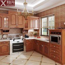 10x10 kitchen cabinets reface diy 橱柜l型 橱柜l型批发 促销价格 产地货源 阿里巴巴 厨房橱柜定做整体橡木美式乡村整体厨房实木橱柜定制l型
