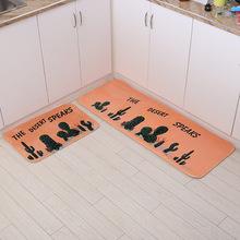 kitchen mat sets best cabinets for the money 厨房地垫两件套 厨房地垫两件套价格 厨房地垫两件套批发 采购 阿里巴巴 3d印花地垫厨房吸水防滑地垫柔软法兰绒大小两件