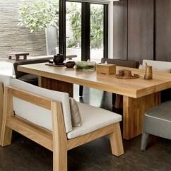 Bench For Kitchen Table Swanstone Sinks 实木餐桌椅 全实木美式家用原木咖啡长桌简约现代长方形餐桌 阿里巴巴 全实木餐桌椅组合6人美式家用原木咖啡长桌简约现代