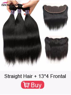 IMG_261  Ishow Hair Ear To Ear Lace Frontal Closure With Bundles Brazilian Straight Human Hair three Bundles With Closure Non Remy four Pcs/lot 8400390597 1103206678