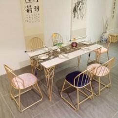 Kitchen Table Legs Cabinets Online Design 餐桌大理石 餐桌大理石批发 促销价格 产地货源 阿里巴巴 北欧客厅大理石餐桌创意金色铁塔桌腿吃饭桌子厨房多人餐桌