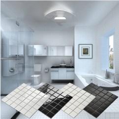 Bath And Kitchen Costco 陶瓷马赛克瓷砖 佛山黑色马赛克瓷砖北欧卫生间浴室厨房 阿里巴巴 佛山陶瓷黑色马赛克瓷砖北欧全瓷卫生间浴室厨房地砖背景墙墙砖