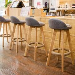 Chairs For Kitchen Fold Down Table 厨房椅图片 厨房椅图片大全 阿里巴巴海量精选高清图片 做旧旋转创意转椅高脚实木凳吧台凳黑色家庭奶茶店厨房
