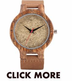 Trendy Full Black Males's Ebony Wooden Watch Quartz Hand-made Bamboo hombre Wristwatch with Real Leather-based Watchband Present for Males 8517756488 29037878