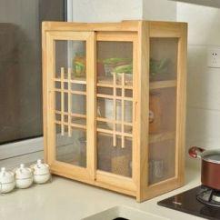 Kitchen Wood Cabinets Skinny Island 厨房木柜图片 海量精选厨房木柜图片大全 阿里巴巴 实木餐边柜推拉双门防虫储物柜批发厨房木柜木质