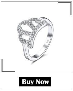 12033777460 783298723.jpg Effie Queen Women's Sterling Silver Ring Female Couple Wedding Band Eternity Round Zircon 925 Silver Rings Jewelry DSR167