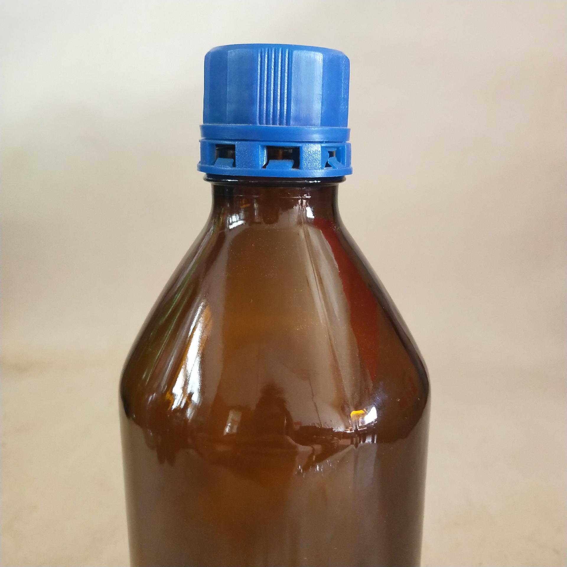 棕色玻璃試劑瓶_廠家120/250/500ml小口棕色玻璃試劑瓶帶塑料內塞細口瓶 - 阿里巴巴