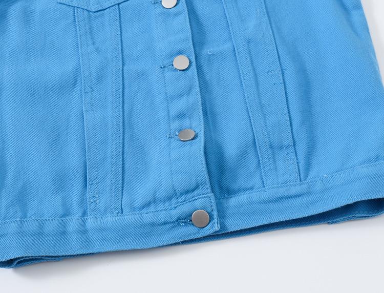 O1CN016e2Ol429U6uRLkrQs !!2206890358070 0 cib Fashion Denim Vest Female Spring Autumn Sleeveless Wild Tops Short Jacket Women Plus Size 5XL Smoky Gray Jean Waistcoat