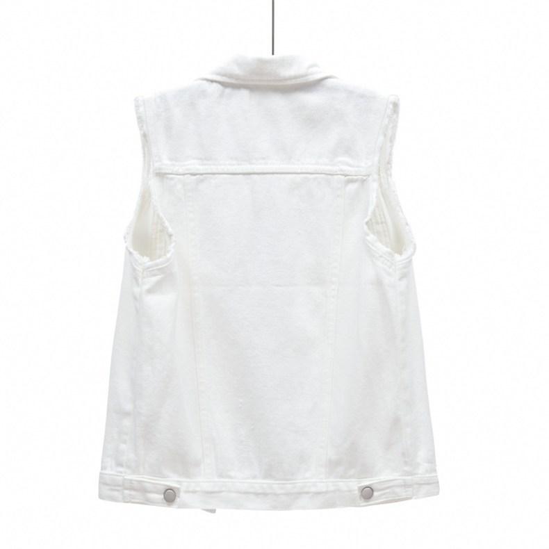 O1CN018Bea2k29U6uSiX5bZ !!2206890358070 0 cib Fashion Denim Vest Female Spring Autumn Sleeveless Wild Tops Short Jacket Women Plus Size 5XL Smoky Gray Jean Waistcoat