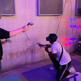 VR Hal versus Cburg