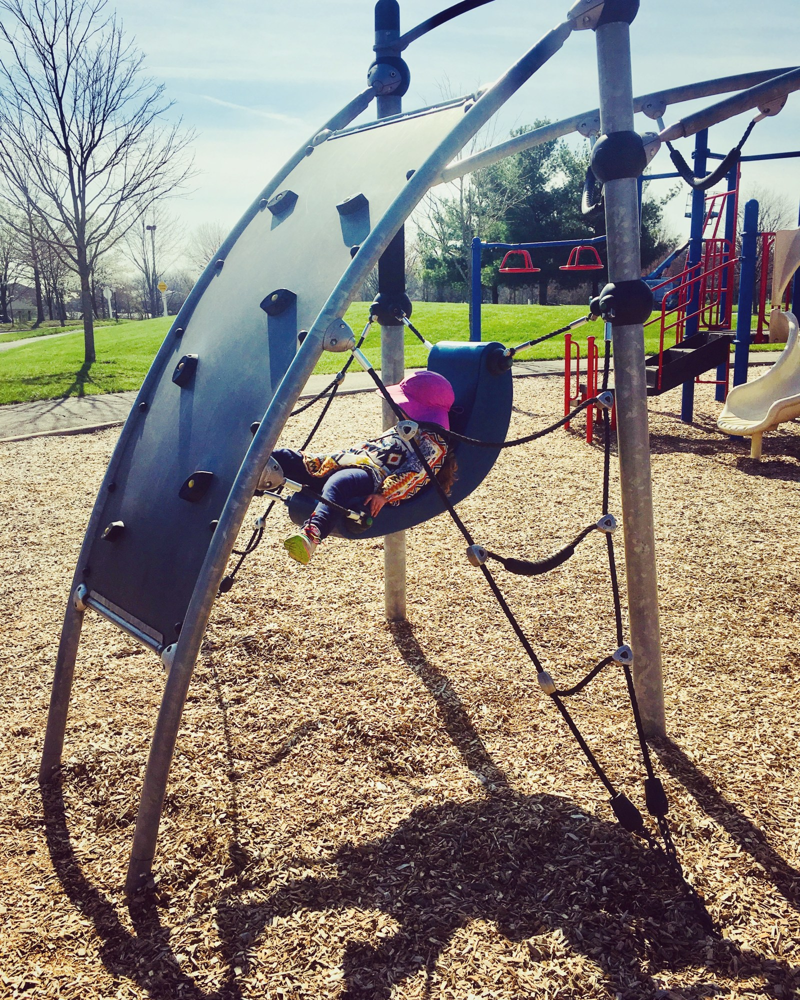 Adventure Park Fun Seat