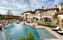 Luxury Dream Homes Mansions with Pool