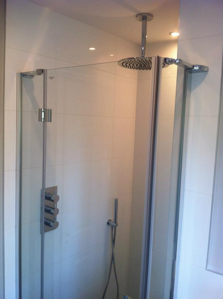 Freestanding Bath And Wetroom Installation Papworth