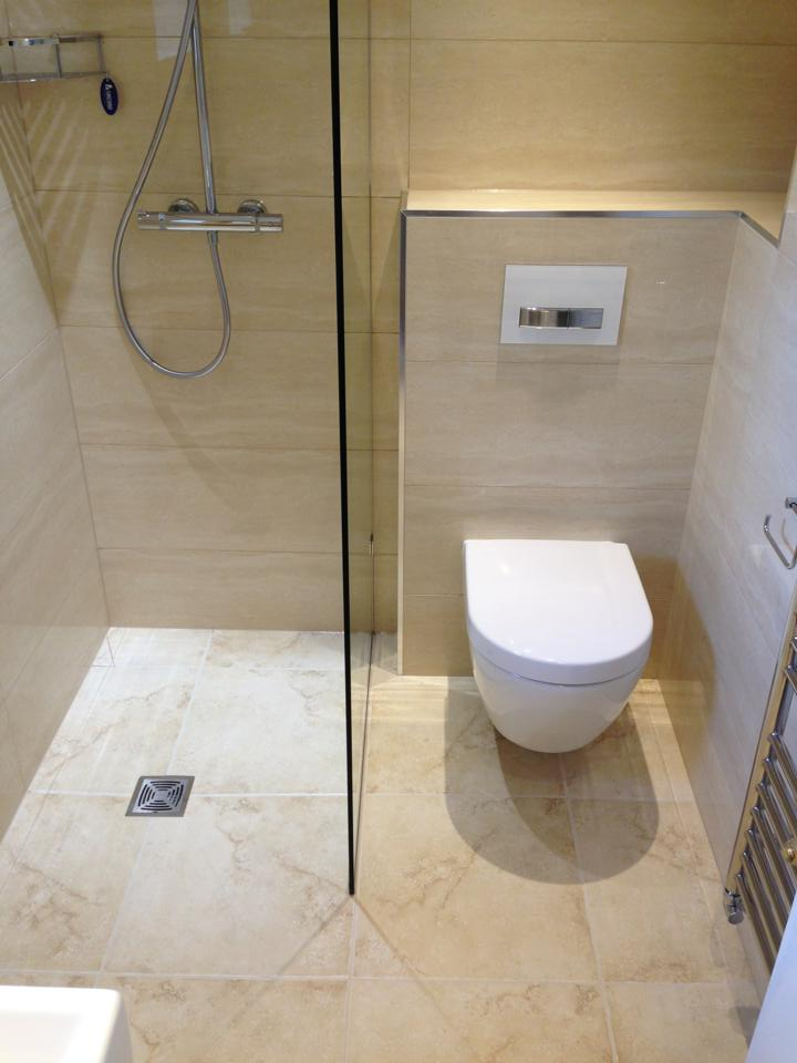 Wet Room  Babraham  CBWR  Cambridge Bath  Wetrooms