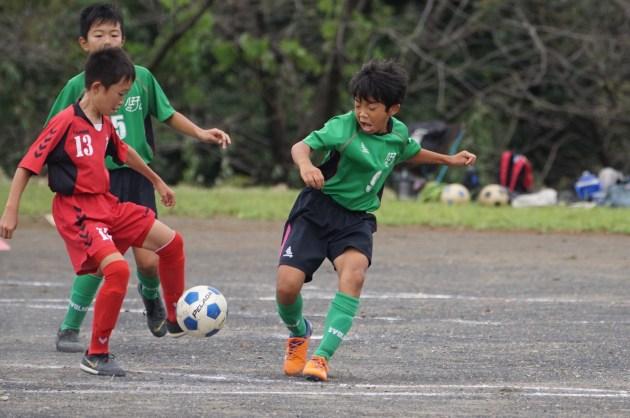 東京都U-12サッカー大会後期リーグ戦 vs 南八王子FC