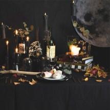De Table Clair-obscur Pour Halloween - Clemence