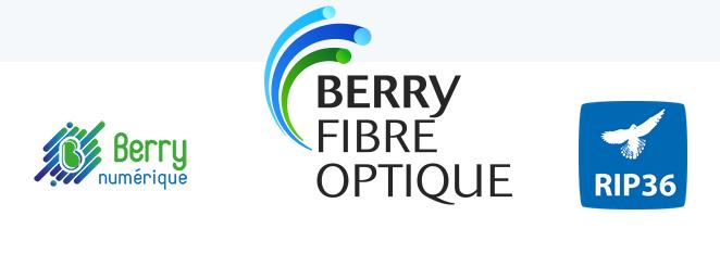 Logo Berry Fibre Optique