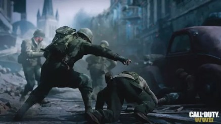 Call of Duty: WWII per PS4, Xbox One e PC