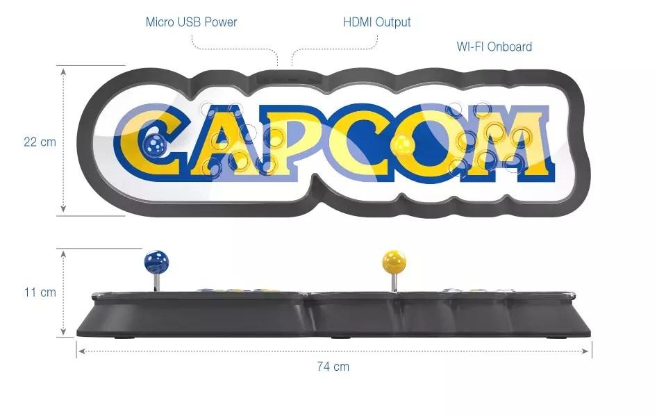 Capcom Home Arcade: Esplode la polemica