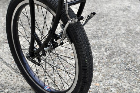 CRUST BIKES Clydesdale Cargo Fork