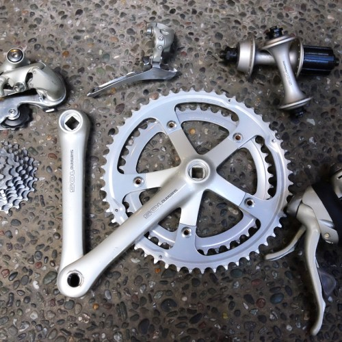 *新入荷情報 【SHIMANO 105 Group Set】