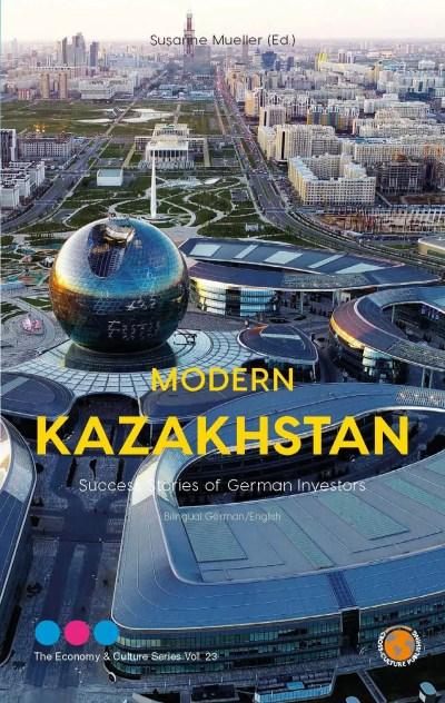 MODERNES KASACHSTAN / MODERN KAZAKHSTAN (2. Auflage 2020)