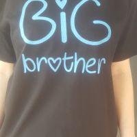 Pánske tričko Big brother