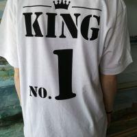 Pánske tričko King