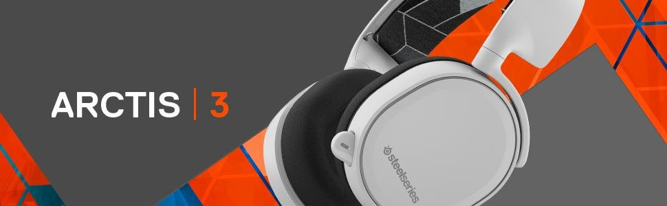 SteelSeries Arctis 3 - Review - Early Axes