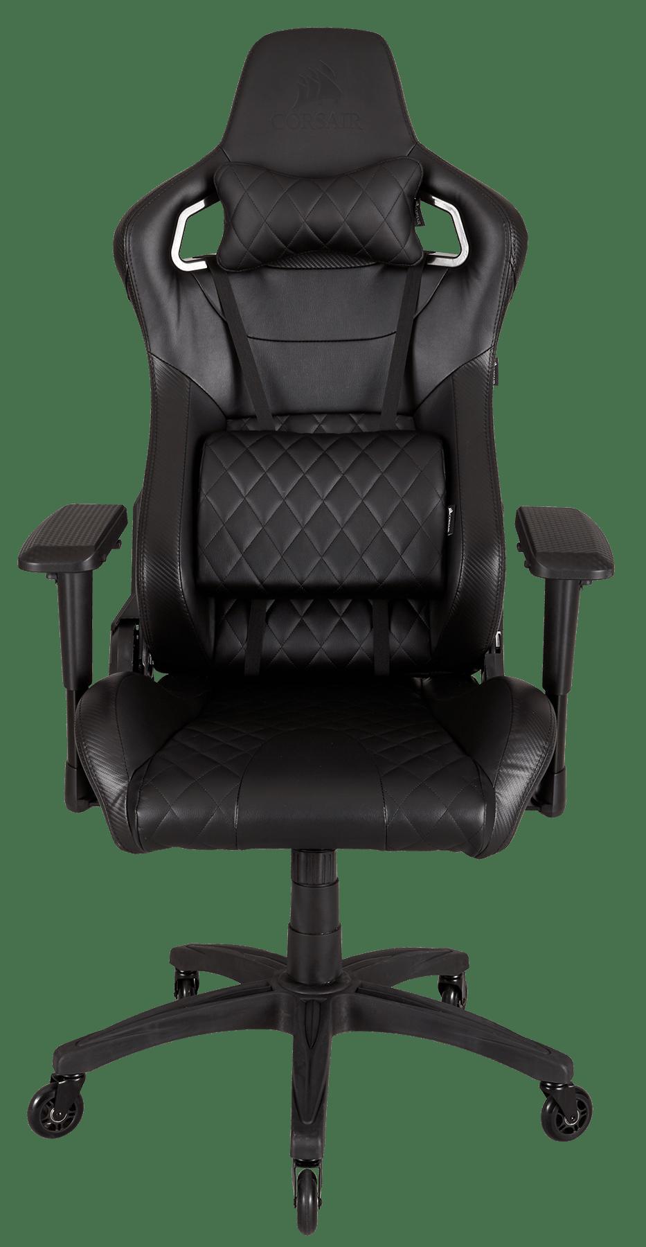 office chair kota kinabalu inexpensive beach chairs corsair t1 race gaming high back desk and media