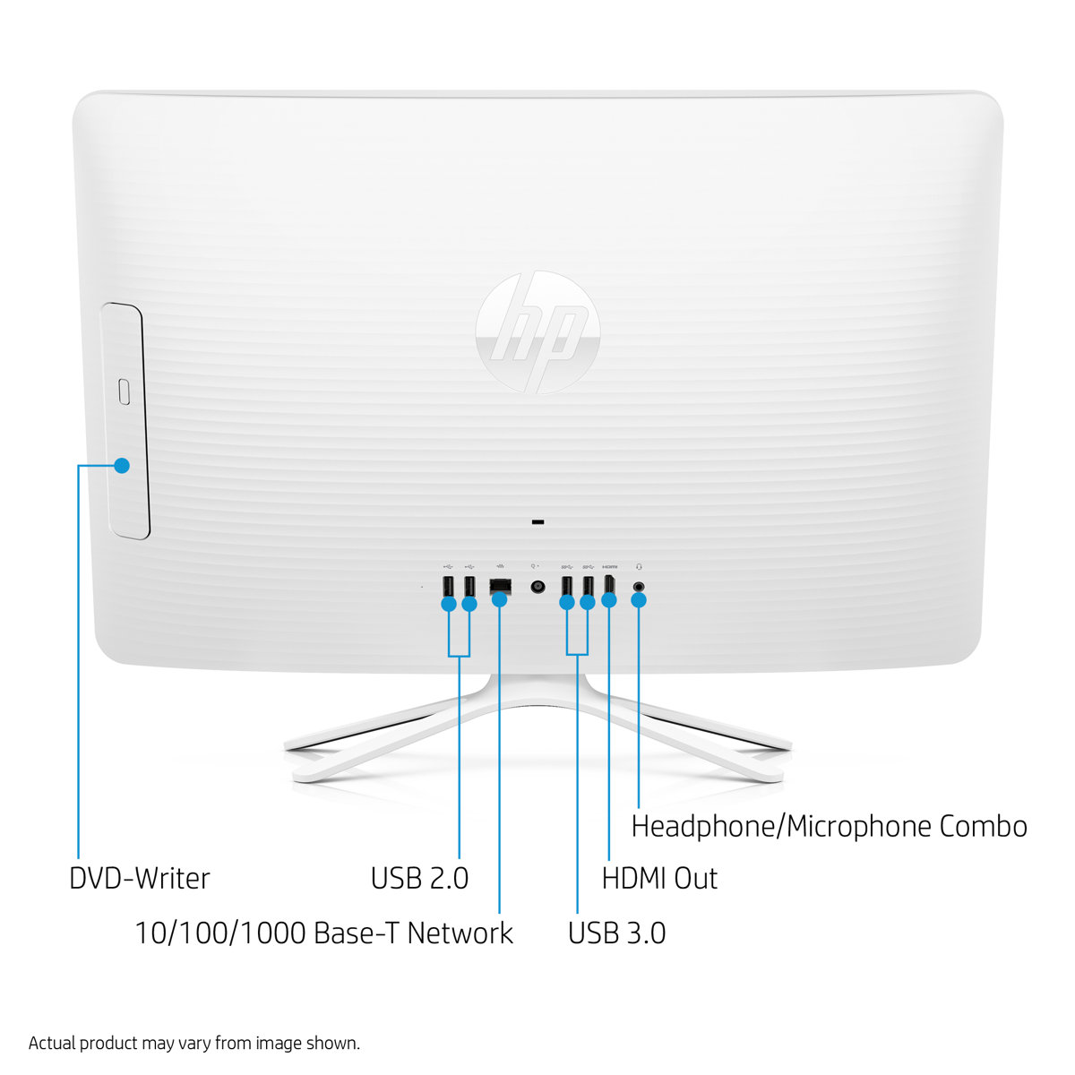 hight resolution of hp all in one pc 21 5 screen amd a6 4gb memory 1tb hard drive hp laptop diagram hp pc diagram