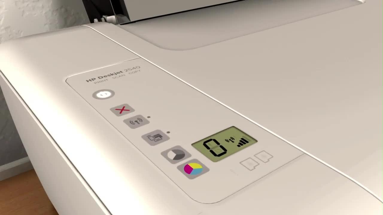 Hp Deskjet 2544 Printer Drivers For Windows 7