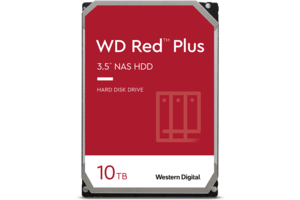 WD Red<sup>™</sup> Plus - 10TB