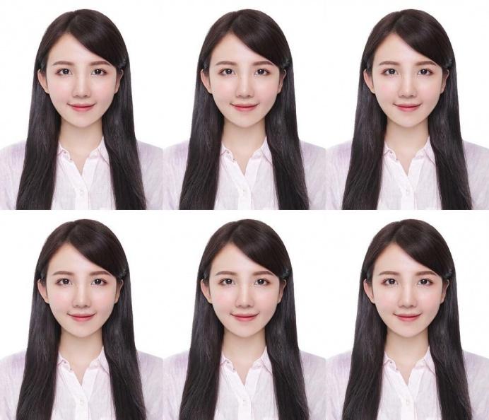 韓式大頭照你拍了嗎?全臺最夯的韓式「證件照相館」讓你證件照超仙 | 女人我最大