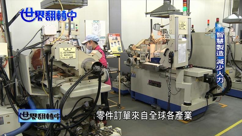 機器取代人力 創新更成未來趨勢   世界翻轉中   TVBS官網