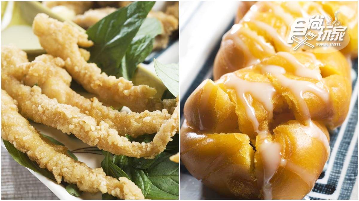 「南雅夜市」這5家小吃很厲害:24小時豬血湯、日賣4000顆小籠包、50種配料鹹酥雞、獨家蚵仔炸餃子 | 食尚玩家