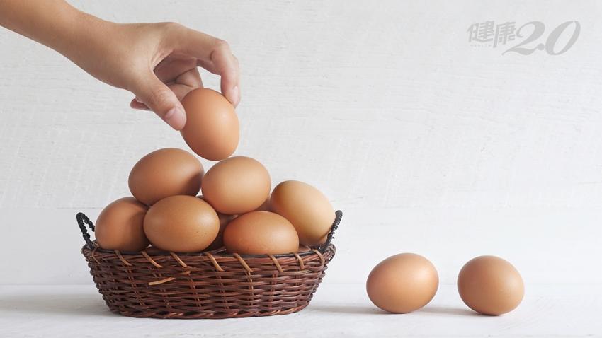 水煮蛋保存要不要剝殼?雞蛋挑選與存放技巧報你知|健康2.0