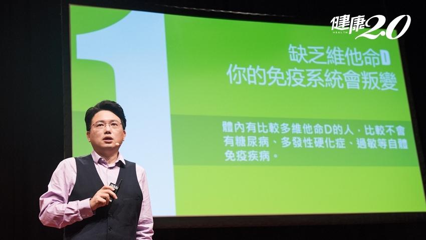 抗癌就要餓死癌細胞?江坤俊教你吃「對」才能提升免疫力 健康2.0