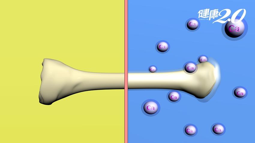 「骨鬆」補鈣就好不用吃藥?骨科醫師破解「5大錯誤」補鈣迷思|健康2.0